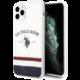 U.S. Polo ochranný kryt TPU Small Horse pro iPhone 11 Pro Max, bílá