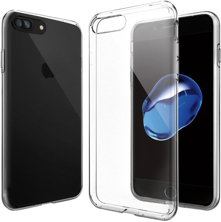 Spigen Liquid pro iPhone 7 Plus/8 Plus crystal