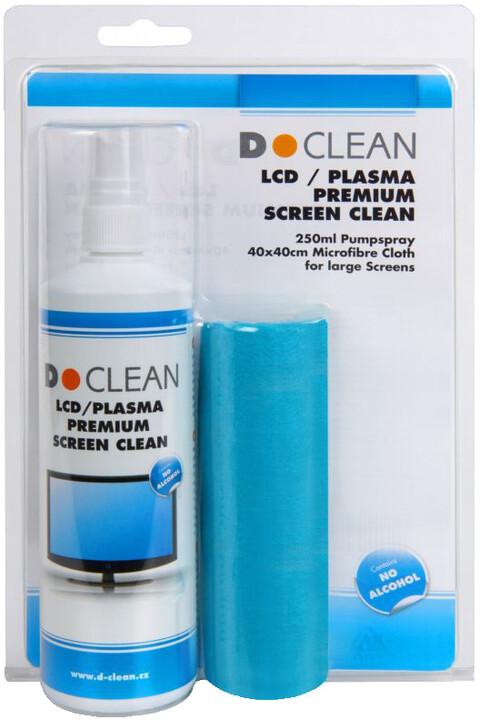 D-Clean Premium Screen Clean XXL Home Cinema