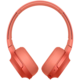 Sony WH-H800, červená  + Voucher až na 3 měsíce HBO GO jako dárek (max 1 ks na objednávku)