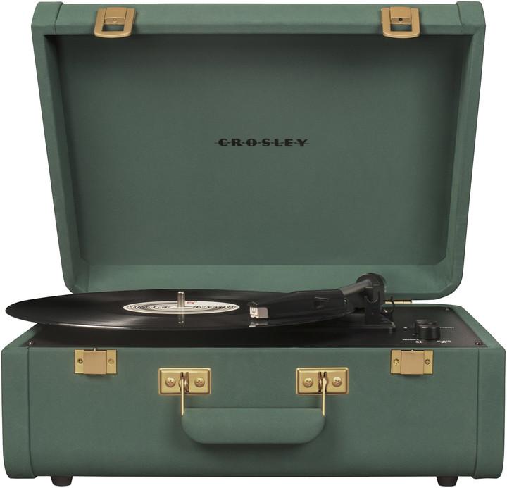 Crosley Portfolio, zelená