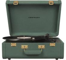 Crosley Portfolio, zelená - CR6252A-QL