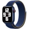 Apple řemínek pro Watch Series, provlékací, sportovní, 40mm, modrá