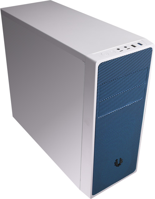 BITFENIX Neos, bílá/modrá