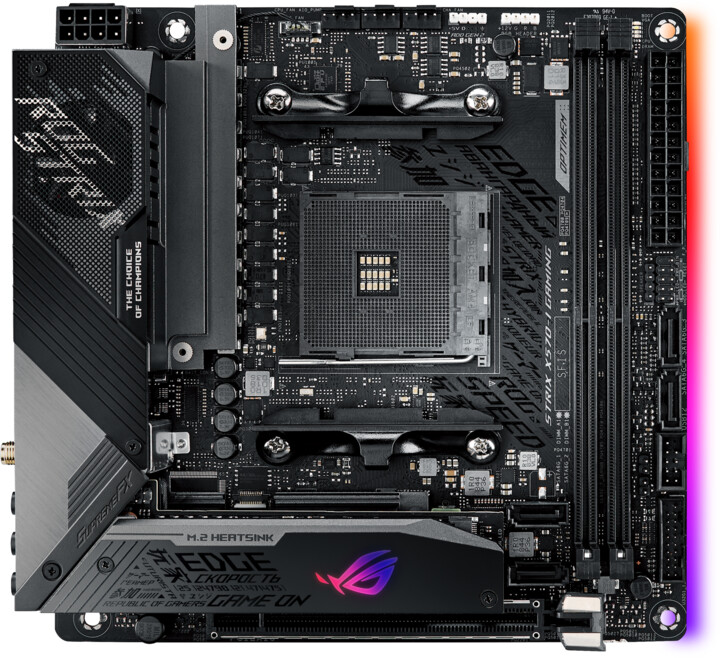 ASUS ROG STRIX X570-I GAMING - AMD X570