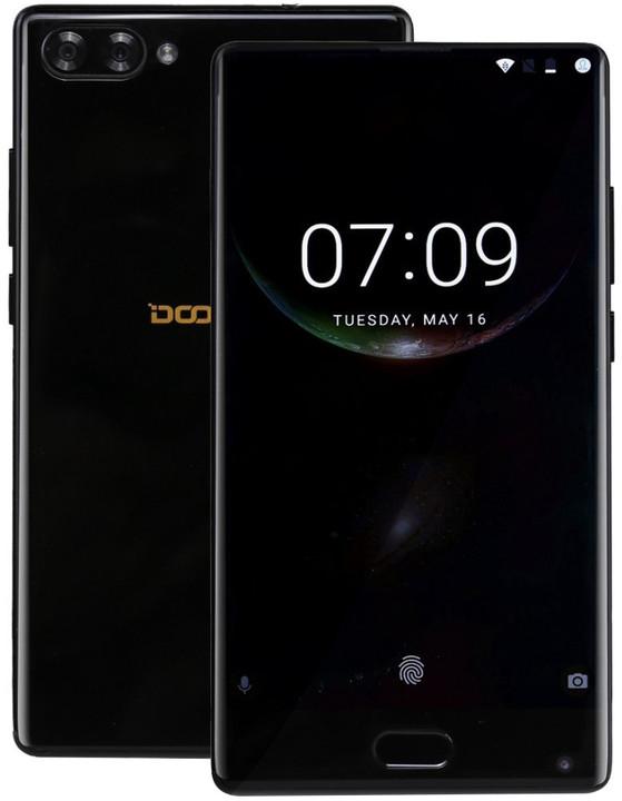DOOGEE Mix - 64GB, 4GB RAM, černá