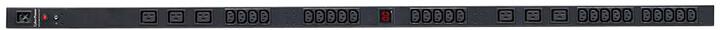 CyberPower Rack PDU, Metered, Zero U, 16A