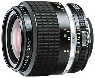 Nikon objektiv Nikkor 35MM F1.4 A