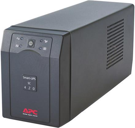 APC Smart-UPS SC420I (260W)
