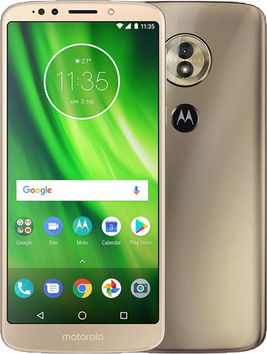 Motorola Moto G6 Play, 3GB/32GB, Gold