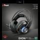 Trust GXT 383 Dion, černá