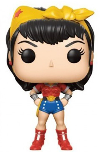 Funko POP! DC Comics - Wonder Woman