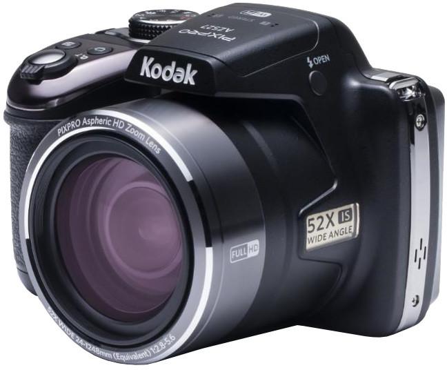 Kodak Astra zoom AZ527, černá
