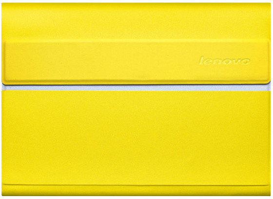 "Lenovo pouzdro a fólie pro Yoga 2 8"", žlutá"