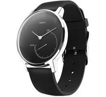 Nokia chytré hodinky Steel - černá