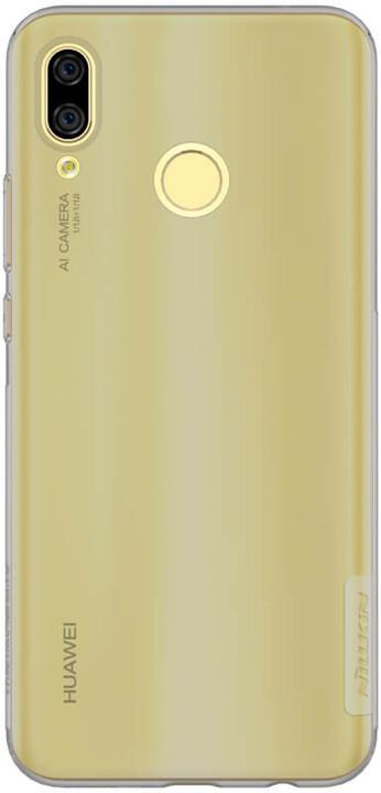 Nillkin Nature TPU pouzdro pro Huawei Nova 3, šedý