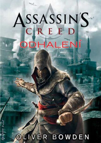 Kniha Assassin's Creed 4: Odhalení