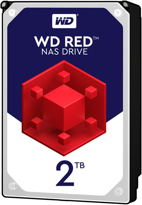 "WD Red (EFRX), 3,5"" - 2TB"