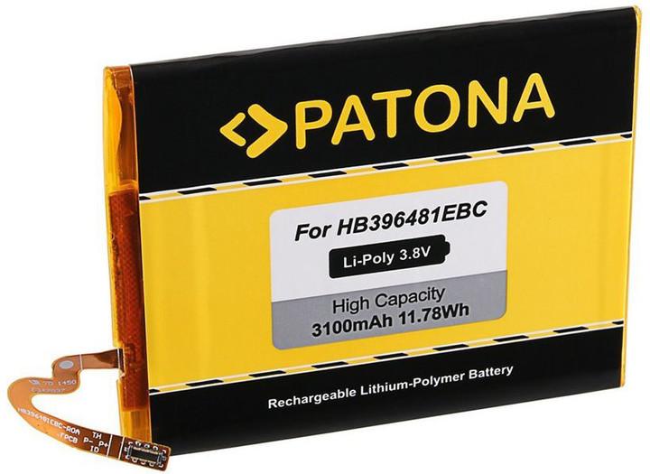 Patona baterie pro mobilní telefon Huawei Honor 5x/6 3100mAh 3,8V Li-Pol