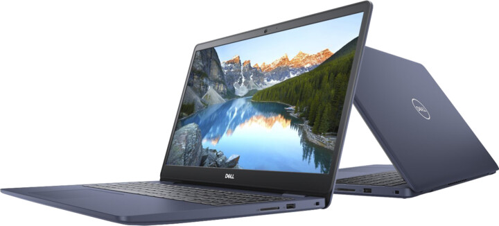 Dell Inspiron 15 (5593), modrá