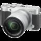 Fujifilm X-A3 + XC 16-50mm, stříbrná/černá