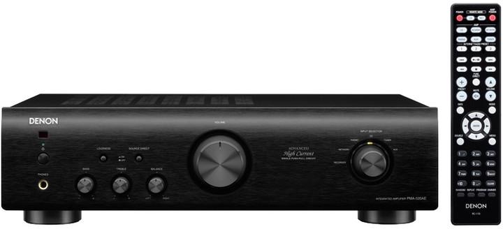 Denon PMA-520AE, černá