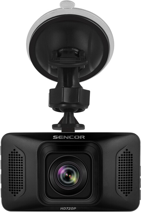 Sencor SCR 2200, kamera do auta