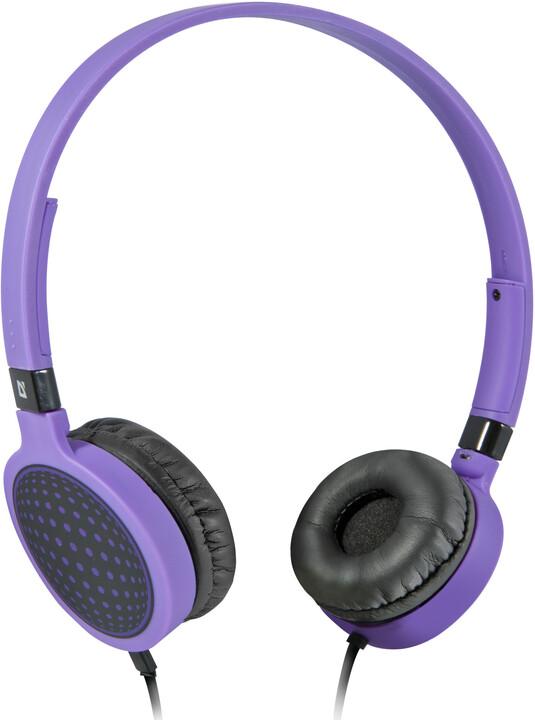 Defender Accord HN-048, fialová