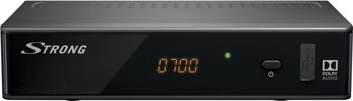 Strong SRT8541, DVB-T2, černý
