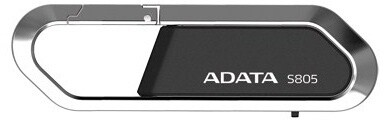 ADATA S805 16GB, šedá