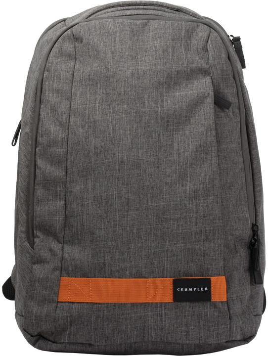 "Crumpler batoh Shuttle Delight Backpack 15"" - white grey"