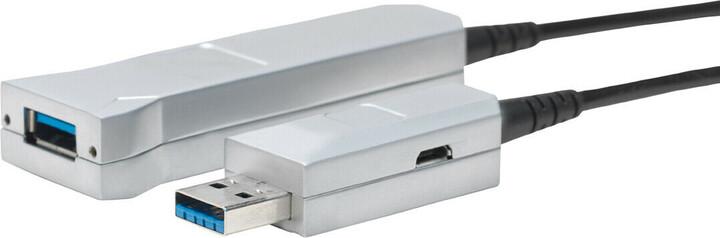 VIVOLINK USB 3.0 A -A, M-F, 20m