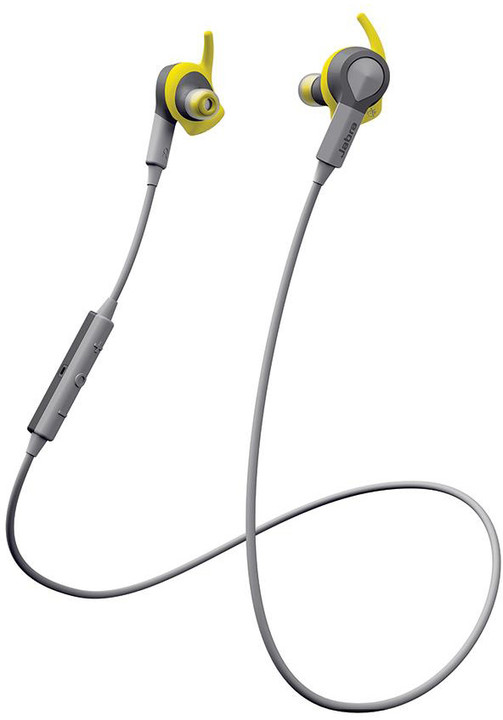 Jabra COACH Bluetooth stereo sluchátka s HF,Yellow