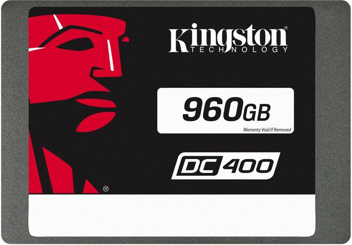 "Kingston DC400, 2,5"" - 960GB"