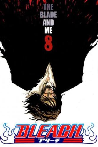 Komiks Bleach - The Blade And Me, 8.díl, manga