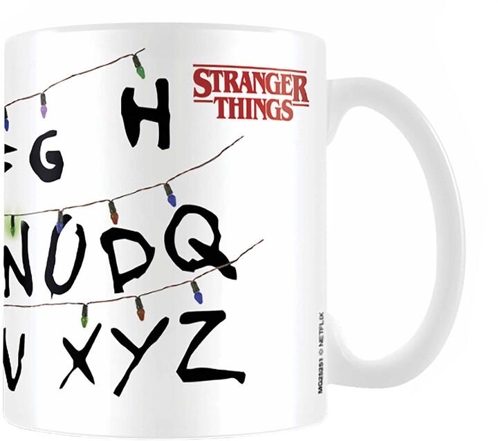 Hrnek Stranger Things - Lights, 315 ml