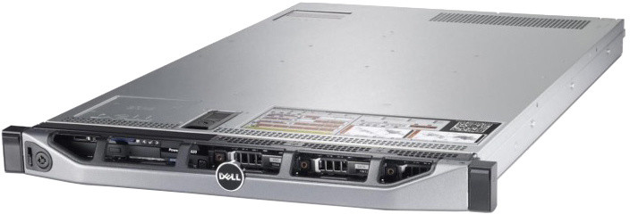 Dell PowerEdge R320 /E5-2403v2/8GB/2x600GB 10K/2x350W/1U