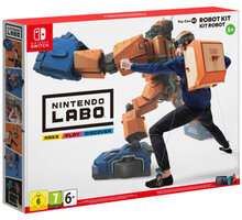 Nintendo Labo - Robot Kit (SWITCH) - NSS490