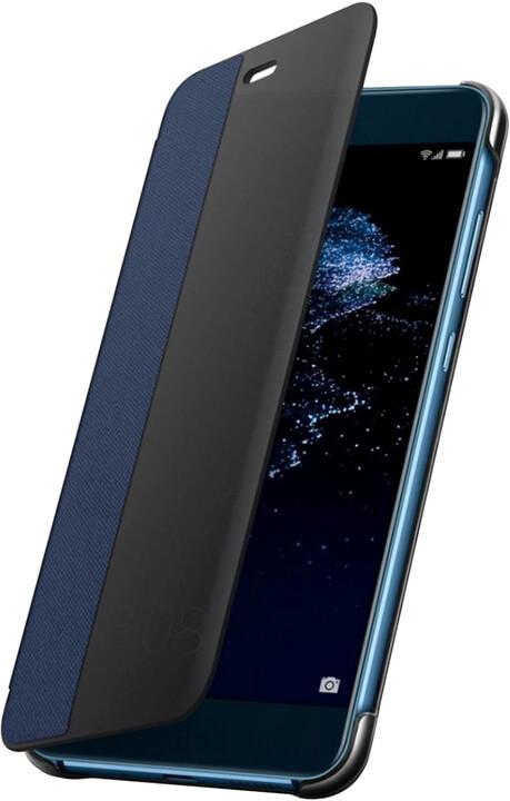 Huawei Original S-View Pouzdro pro P10 Lite, modrá