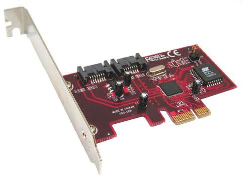 Kouwell KW-5103-R5 PCI-E Karta SATA II raid