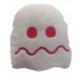 Plyšák Pac-Man - White Ghost