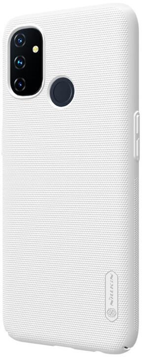 Nillkin Super Frosted zadní kryt pro OnePlus Nord N100 , bílá