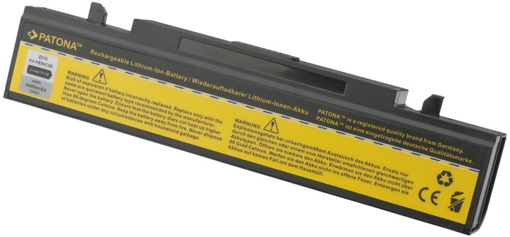 Patona baterie pro Samsung R460 4400mAh 11,1V Li-Ion