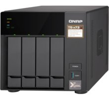 QNAP TS-473-4G  + Káva Colombia Supremo, 500g v hodnotě 200 Kč