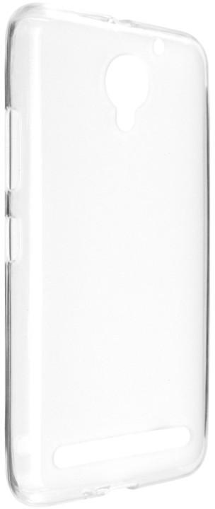 FIXED TPU gelové pouzdro pro Lenovo Vibe C2 Power, bezbarvé