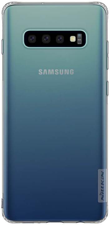 Nillkin Nature TPU pouzdro pro Samsung Galaxy S10 , šedá