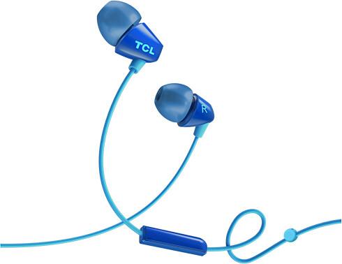 TCL SOCL 100, modrá