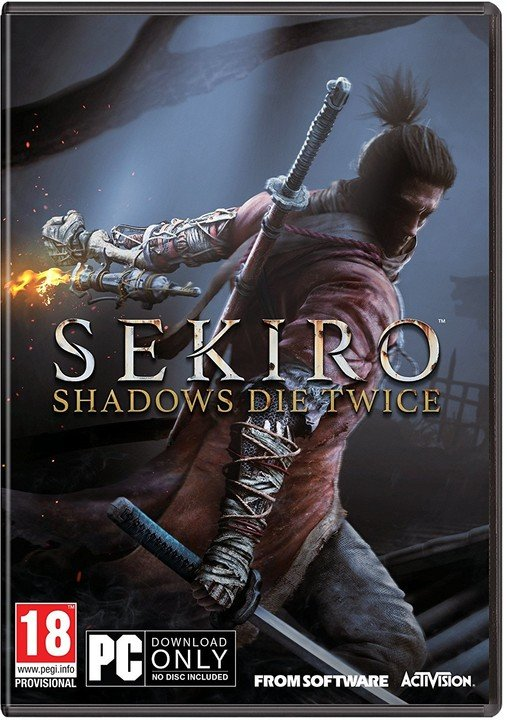 Sekiro: Shadows Die Twice (PC)