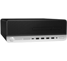 HP EliteDesk 800 G5 SFF, černá - 7XL75AW