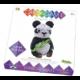 Skládačka CreativaMente Creagami Panda, L, papírová (CZ)